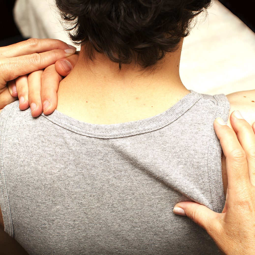 Bowen Therapy For Neck Problems