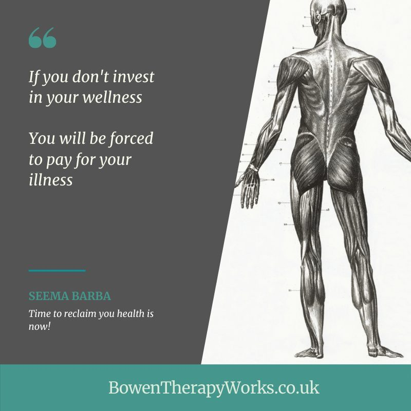 Invest in your wellness